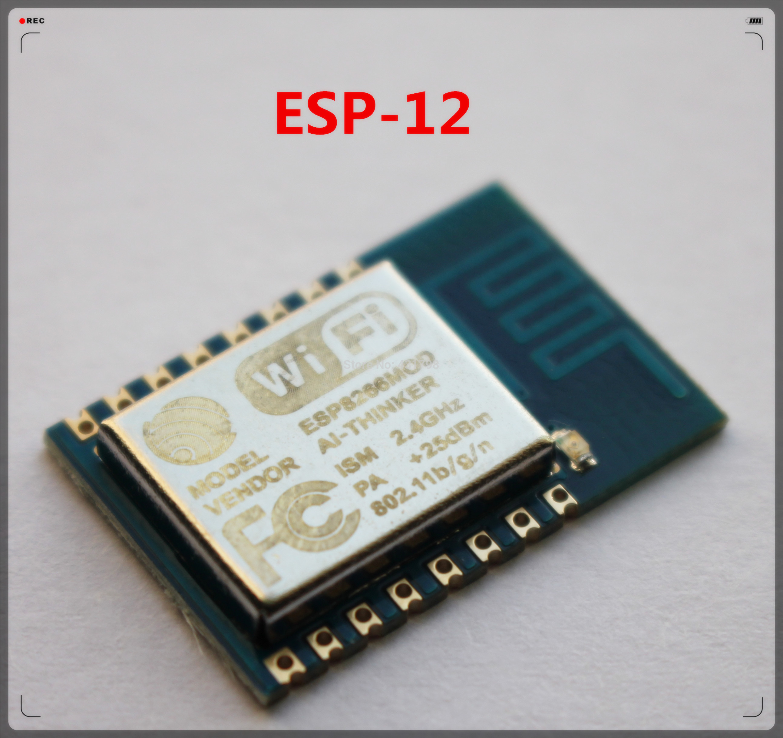 esp8266 serial wifi model esp-12 authenticity guaranteed